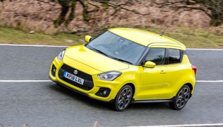 Hybrid Suzuki Swift Sport, S-Cross, Vitara confirmed for UK