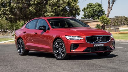 2020 Volvo S60 T8 R-Design review (video)