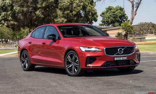 2020 Volvo S60 T8 R-Design review (video)