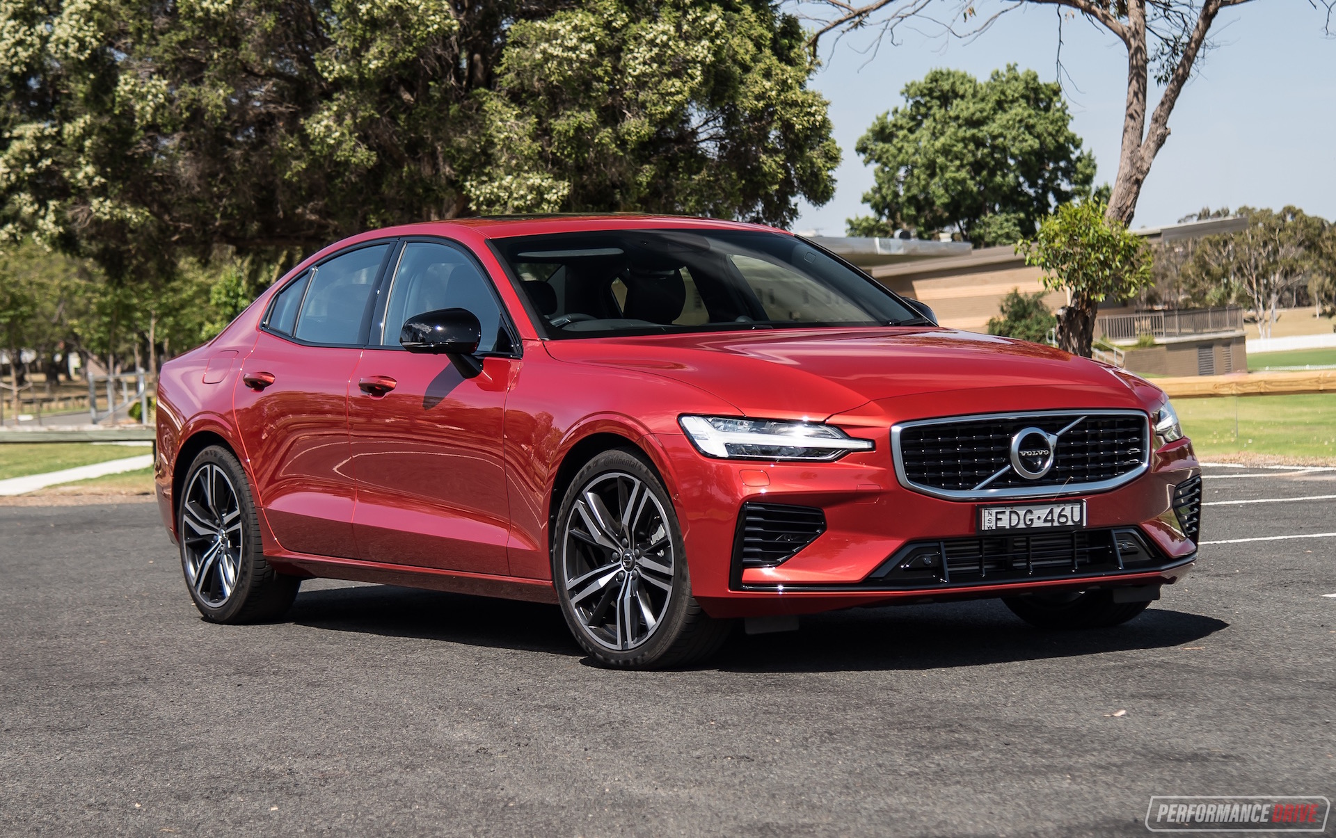 2020 Volvo S60 T8 R Design Review Video Performancedrive