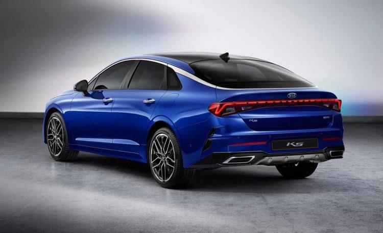 New Hyundai Sonata >> Kia debuts Hyundai's new 2.5 T-GDi turbo engine, 8-speed ...