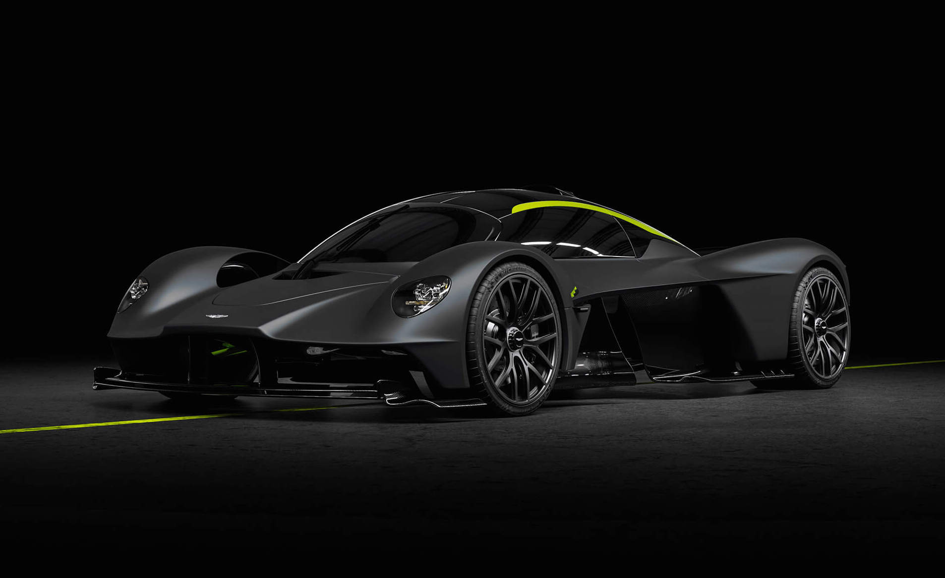 For Sale Aston Martin Valkyrie With 100km On The Clock Performancedrive
