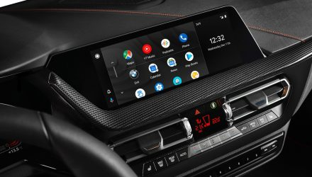 BMW Android Auto - 1