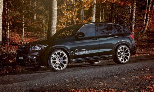 Dahler announces potent tune for BMW X3 M