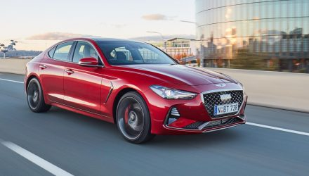 Genesis G70 facelift to swap 2.0T for upcoming 2.5T – report