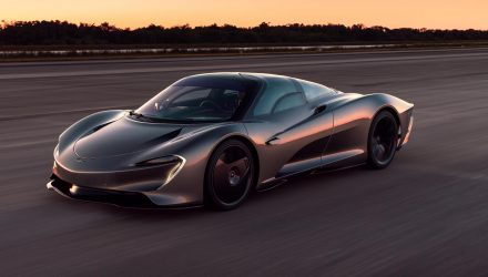 McLaren Speedtail 403km/h top speed validated with final tests