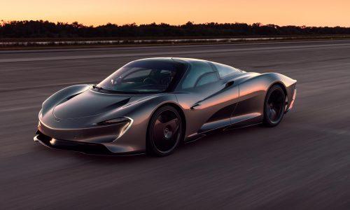 McLaren Speedtail 403km/h top speed validated with final tests