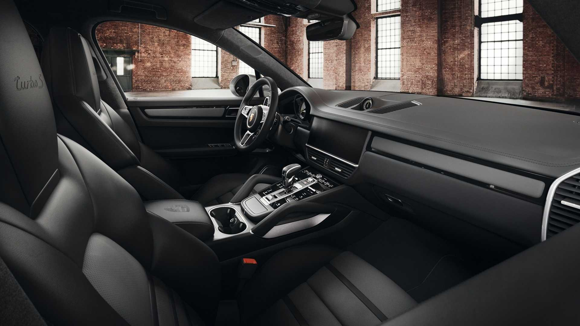 Porsche Exclusive Enhances Cayenne Turbo S E Hybrid Coupe Performancedrive