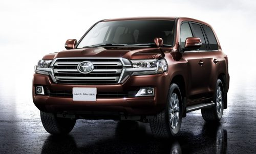 2021 Toyota LandCruiser 300 Series to debut in August – report