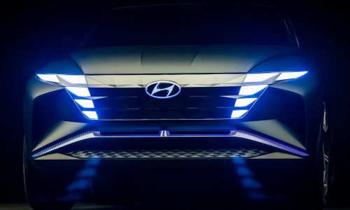 Hyundai confirms hybrid for Tucson, Santa Fe, Kia Sorento in 2020
