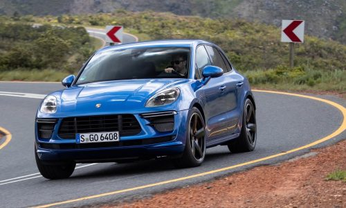 Porsche global sales up 10% in 2019, new record year