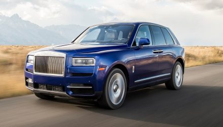 Rolls-Royce posts all-time record global sales in 2019