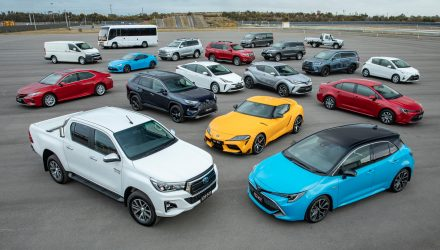 Australian vehicle sales for December 2019 (VFACTS) – best of the year