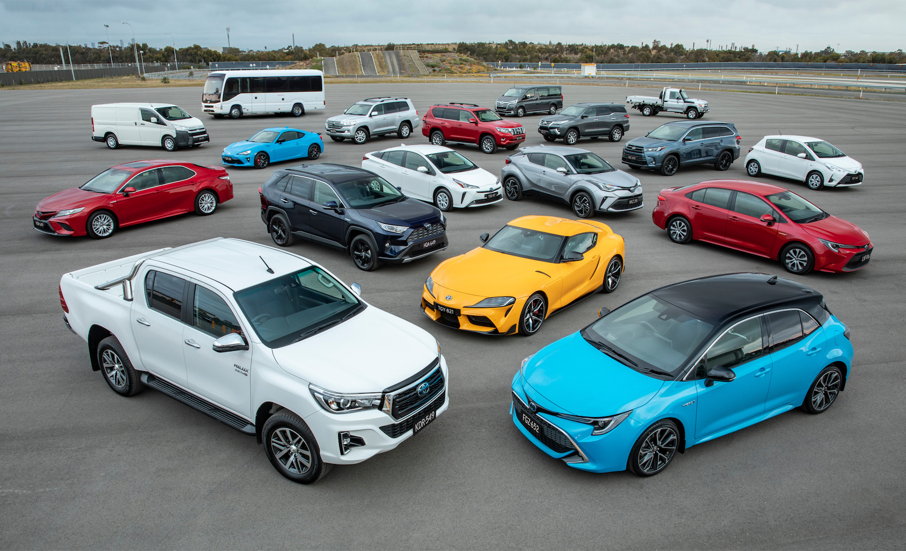 Australian Vehicle Sales For December 2019 Vfacts Best Of The Year Performancedrive