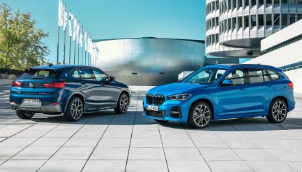 2020 BMW X2 xDrive25e revealed as new plug-in hybrid option