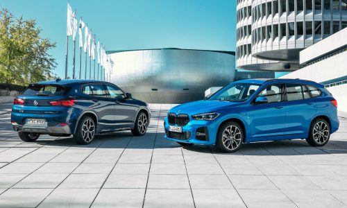 2020 BMW X2 xDrive25e revealed as new plug-in hybrid option