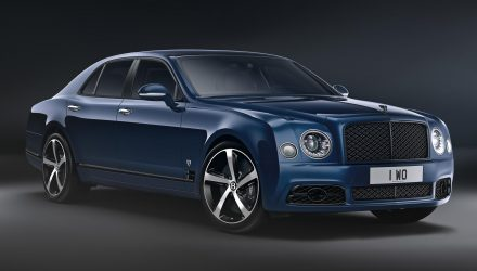 Bentley Mulsanne axed, '6.75 Edition' announced as last hurrah