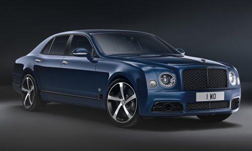 Bentley Mulsanne axed, '6.75 Edition' announced as last hurrah