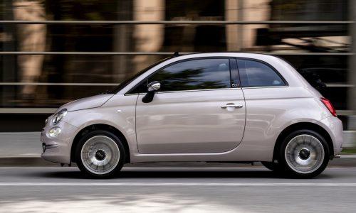 2020 Fiat 500 update now on sale in Australia