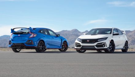 2020 Honda Civic Type R update revealed