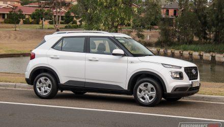 2020 Hyundai Venue Go review (video)
