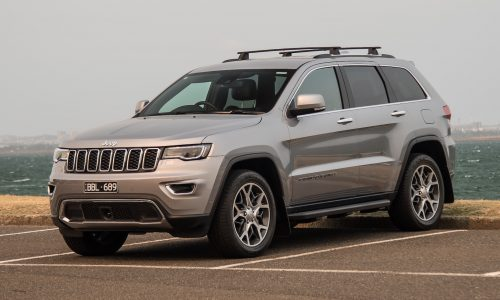 2020 Jeep Grand Cherokee Limited diesel review (video)