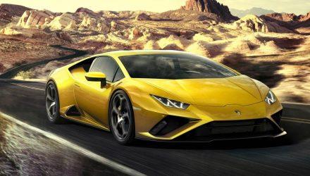 Lamborghini Huracan EVO RWD variant announced