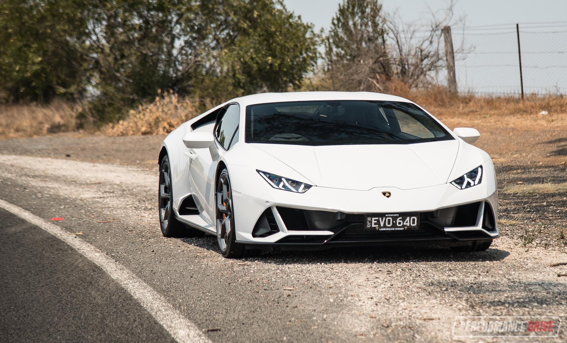2020 Lamborghini Huracan Evo Review Video Performancedrive