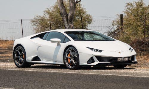2020 Lamborghini Huracan EVO review (video)