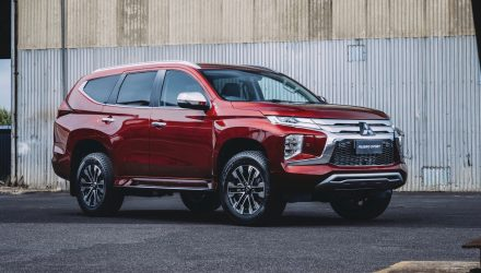 2020 Mitsubishi Pajero Sport now on sale in Australia