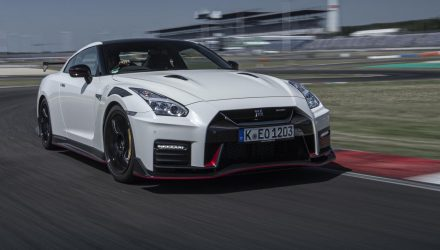 2020 Nissan GT-R Nismo sets new Tsukuba lap record (video)