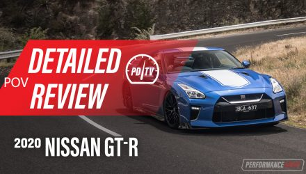 Video: 2020 Nissan GT-R 50th Anniversary Edition – Detailed review (POV)