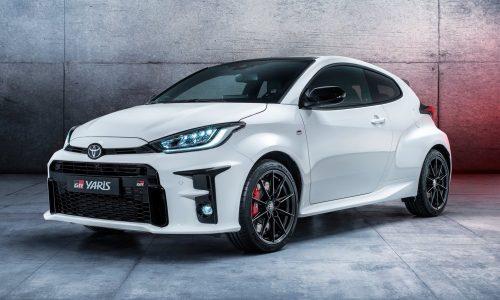 2020 Toyota GR Yaris revealed, confirmed for Australia (video)