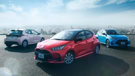 2020 Toyota Yaris hybrid on sale in Australia in May, 3.3L/100km