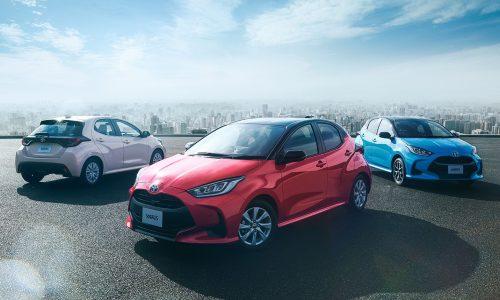 2020 Toyota Yaris hybrid on sale in Australia in May, 3.3L/100km