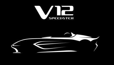 Aston Martin plans stunning V12 Speedster