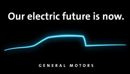 GM invests $2.2 billon in EV plant, electric pickup truck coming in 2021