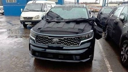 2021 Kia Sorento new-look design revealed, inside and out