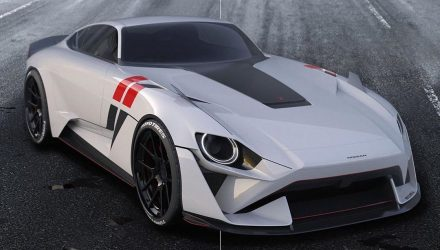 2021 Nissan Z car to feature 240Z styling, VR30 twin-turbo V6 – report