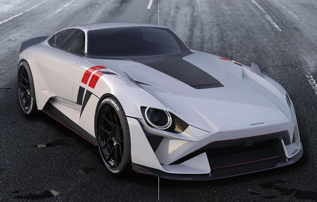 2021 Nissan Z car to feature 240Z styling, VR30 twin-turbo ...