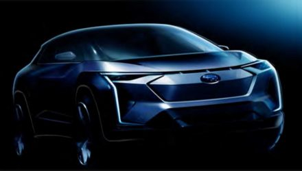 "All Subaru models to feature ""electrification"" by mid-2030"