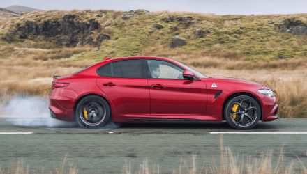 Alfa Romeo Giulia 'GTA' special edition on the way, 460kW – rumour