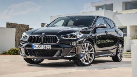 BMW Australia adds Pure variants to X2 M35i, M340i, X5/X6 M50i