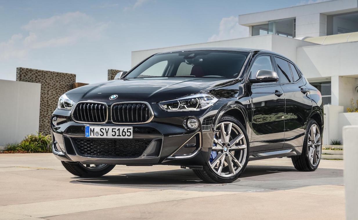 Bmw Australia Adds Pure Variants To X2 M35i M340i X5 X6 M50i Performancedrive