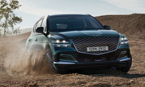 Genesis GV90 super-size SUV under consideration, BMW X7 rival – report