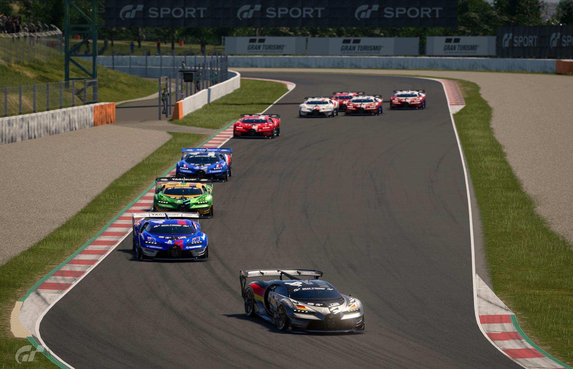 2020 Gran Turismo Championships To Kick Off In Australia Performancedrive
