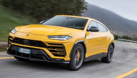 Lamborghini posts another global sales record, 2019 up 43%