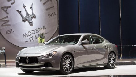 Maserati to debut first hybrid at Beijing motor show with eco Ghibli