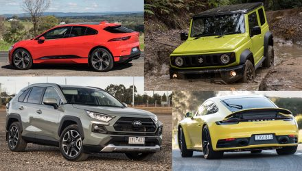 PerformanceDrive's Top 10 Cars of 2019