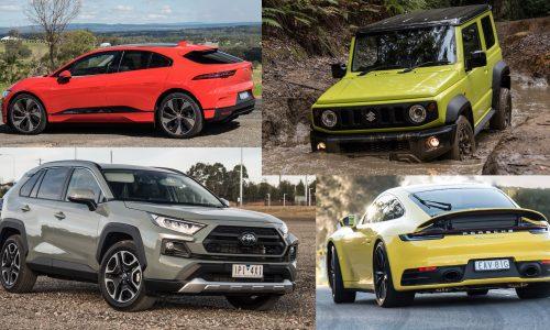 PerformanceDrive's Top 10 Cars of 2019